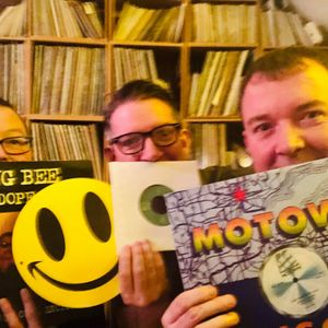 Northern Soul Rave Patrol podcast 20th Feb 2019 with Will Nicol , Sean Leonard & Chris Sweet