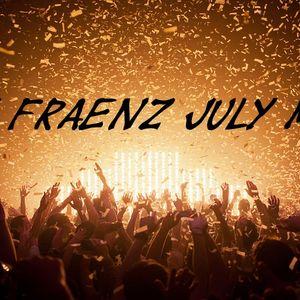 DJ Fraenz July Mix 2012