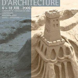 "RdA n°16 - 26/06/09 - Festival d'Architecture ""De côte à côte"" (Anne Giraud)"