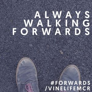 Always Walking Forwards part 8 - 1 Peter 2 - Living Stone, Chosen People (Sunday 22nd May 2016)