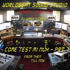 WORLDBEAT SOUND - Selection - Mix By DJ WARM N EASY.