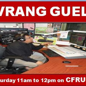 This is Navrang Guelph episode August 29,2015