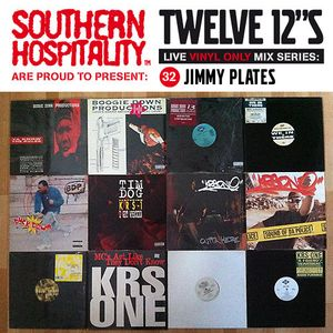 Twelve 12's Live Vinyl Mix: 32 - KRS One Special pt.1 -  Jimmy Plates