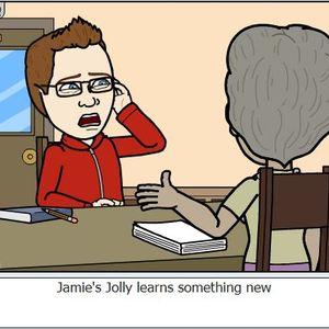 Jamie's 'jolly' Jukebox Broadcast Date: 23032014