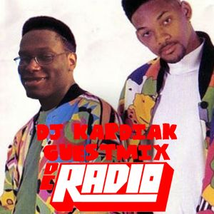 DC Radio: DJ Kardiak Guest Mix