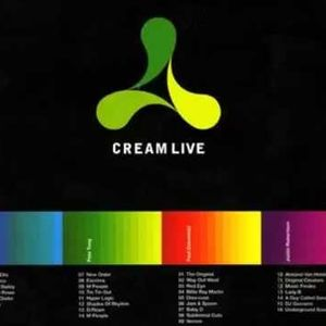 CREAM LIVE 1994 - GREAME PARK PETE TONG MIX