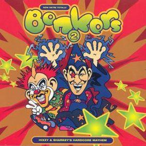 Bonkers 2 - CD2: Sharkey Mix - April 1997
