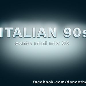 Italian 90s - Conte mini mix 66 - eurodance - italodance