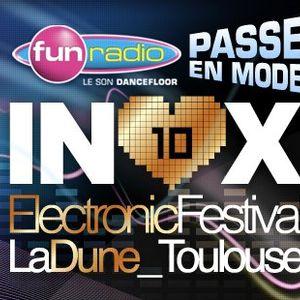 Laidback Luke @ Inox Electronic Festival 2012 (2012.05.05 - Toulouse, France)