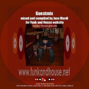 Celebrating 15 years - Jose Mardi mixing for Funk and House