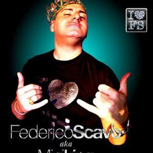 "DJ LOVERS SHOW presents ""FEDERICO SCAVO"" interview + 1 hour Dj set January 2012"