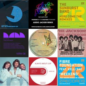 Mixtape Disco in Da House vol. 31, 30 min de Disco revisitée par Joey Negro, Audio Jacker and more