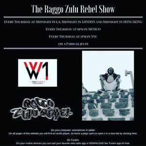 the raggo zulu rebel show - mr williamz special