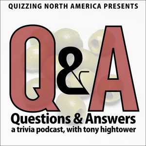 Q&A Trivia Podcast: Fridays At Olive Garden