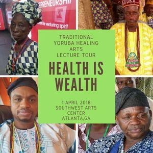Ilera L'oro- Health Is Wealth