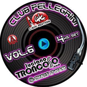 DJ SET CLUB PELLGRINI VOL.6@CAIX edition - LUCIANO TRONCOSO + CHRIS D RAM 4HS live set