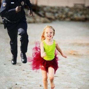 Running From The Polis (Training Mix)