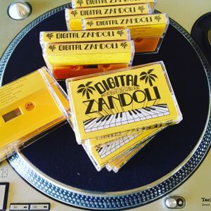 DIGITAL ZANDOLI : THE MIXTAPE by DIGGER'S DIGEST & DR. NICO SKLIRIS
