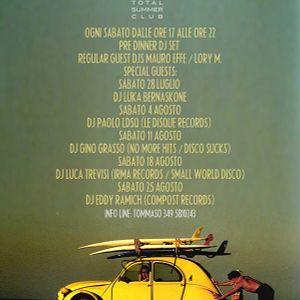 "Luka Bernaskone@ Stereo 12"" Coco Beach 28/7/012"