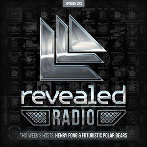 Revealed Radio 023 - Henry Fong and Futuristic Polar Bears