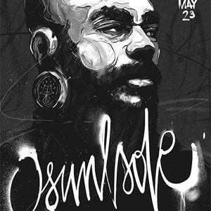 Osunlade @ Osunlade, Djoon, Friday May 23rd, 2014