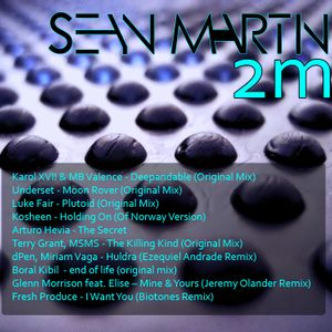 Sean Martin - 2m (august 2012 dj set)