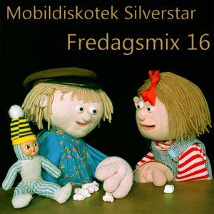 Mobildiskotek Silverstar - Fredagsmix 16 !