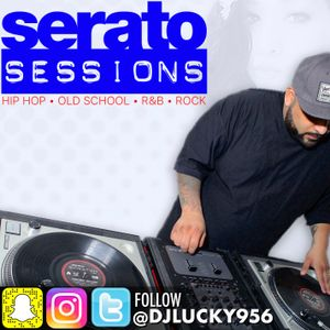DJ Lucky - Serato Sessions (April 2017) 2nd Session