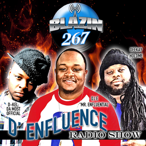 D'Enfluence Radio Show 6 25 15