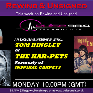REWIND AND UNSIGNED 06032017 ft TOM HINGLEY