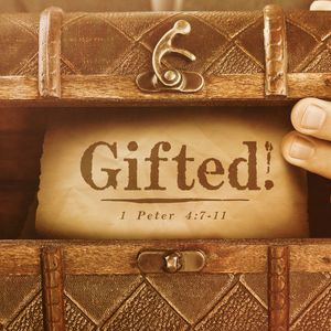 Gifted - With Treasure - Audio