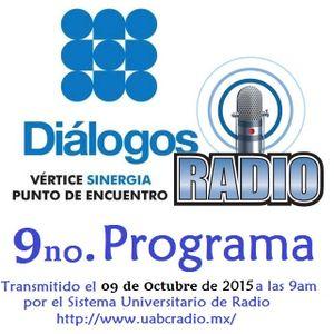 DIÁLOGOS Programa 9