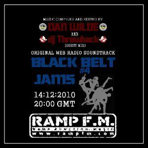 Black Belt Jams #4 - DJ Throwback Guest Mix
