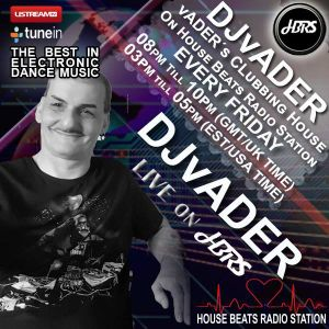 HBRS PRESENTS : vADERs Clubbing House @ HBRS 21.07.2017 (Exclusive Live Set)