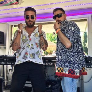 Marvin & Guy [pt.2] @ Life and Death Party, Barcelona - 18/06/17