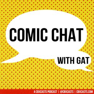Comic Chat with Gat, Issue #17: #FlashFacts