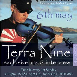 Mark Egorov - Quintessence Radio Show # 004 (guest Terra Nine) Part 1