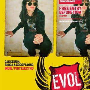 EVOL SXSW Mix March 2009