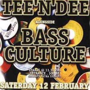 4/5 TND+BassCulture FoolMoon 2000