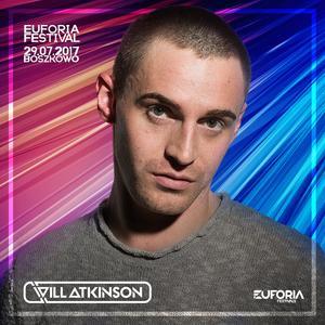 WILL ATKINSON live at EUFORIA FESTIVAL Boszkowo (2017-07-29)
