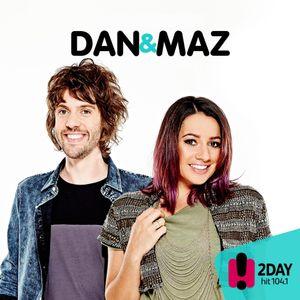 DAN & MAZ WEEKENDS 041216