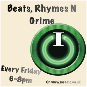 Beats, Rhymes & Grime with Angelle on IO Radio 18.12.16