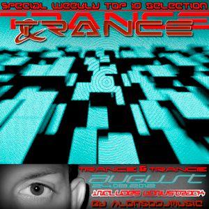 Trance&Trance Weekly Top 10 Agosto 2012 Vol. 4 (Semana 4)