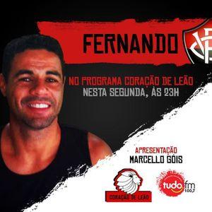 Programa Coração de Leão 18.04.16. Fernando