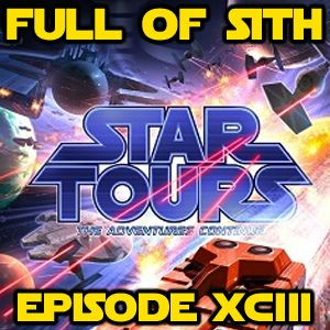 Episode XCIII: Star Tours and the Trailer