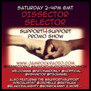 #SUPPORT4SUPPORT PROMO SHOW: NOVEMBER 2014