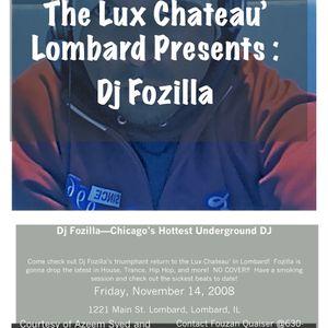 Dj Fozilla-The Lux Sessions Volume 2-Disc One
