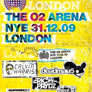 Eric Prydz - Ministry of Sound NYE Party  - 31.12.2009