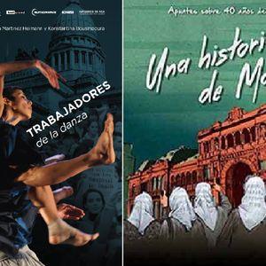Columna DOCA - Trabajadores de la danza e Historia de Madres de Plaza de Mayo