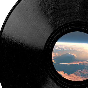 Sunset on Olympus Mons